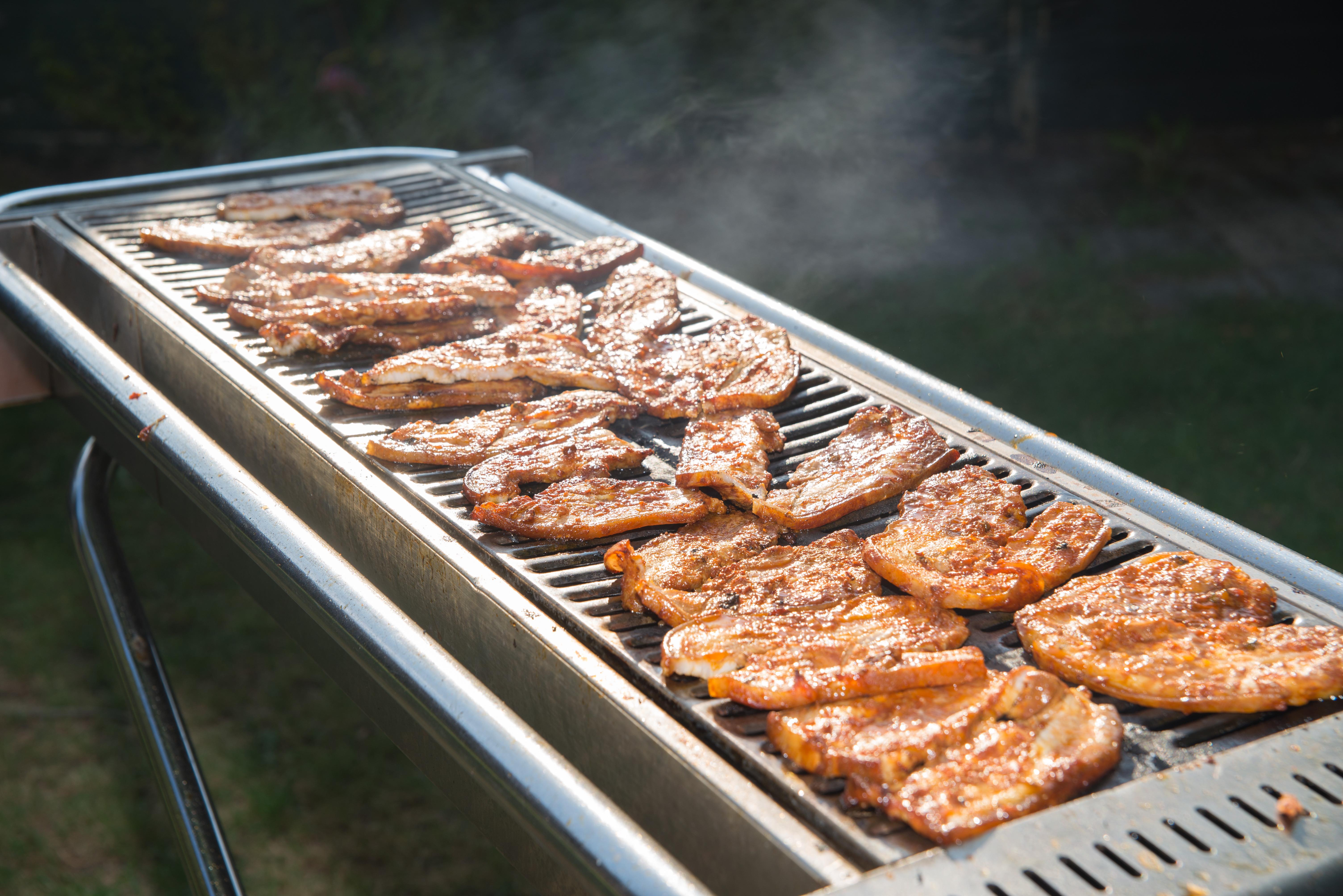barbecue aan huis