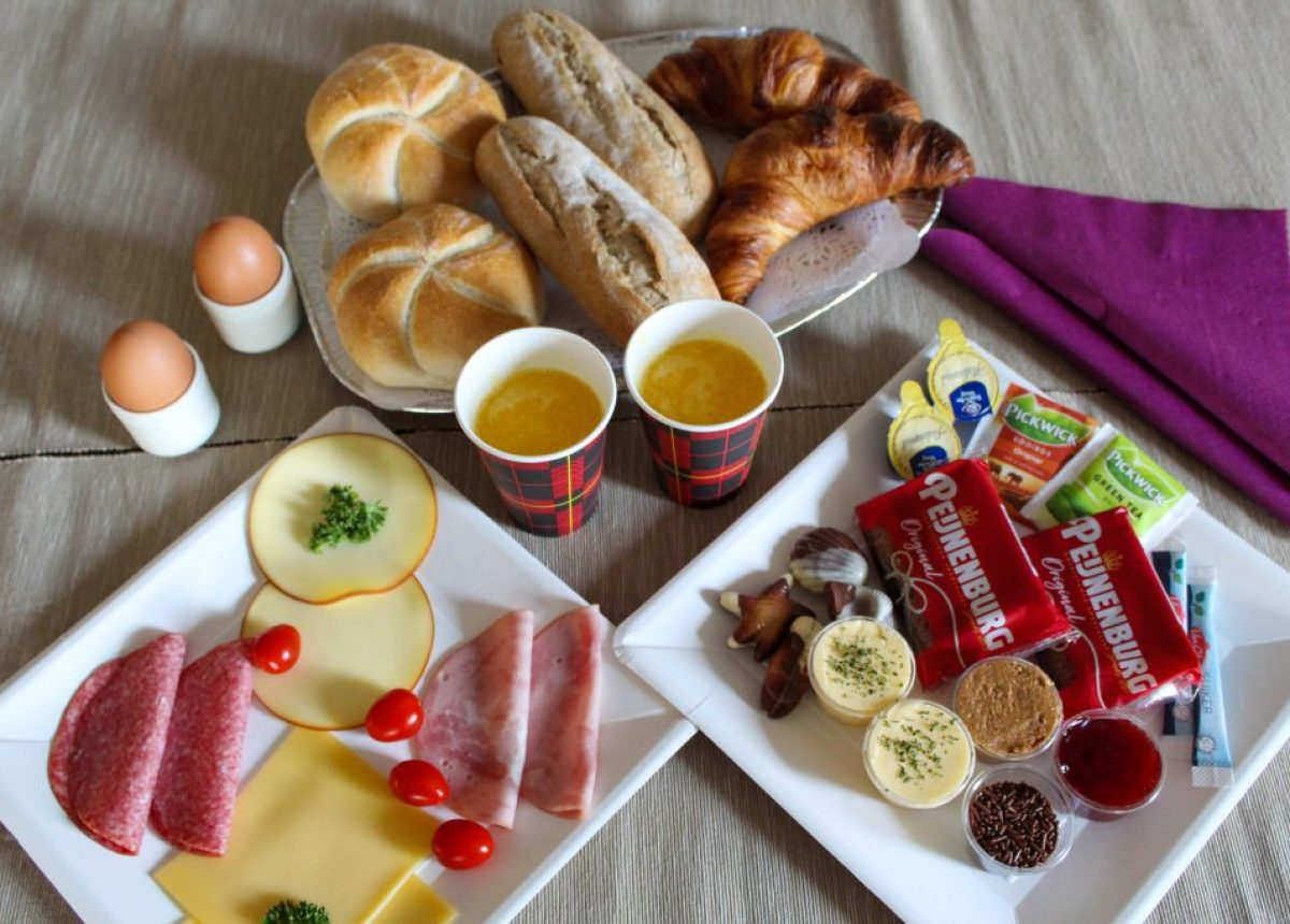 Basis ontbijt
